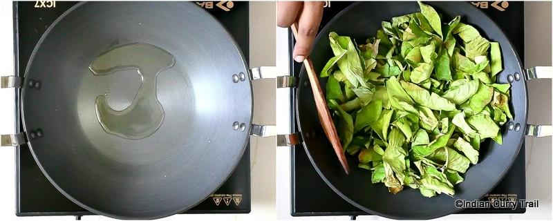 How-to-make-Narthangai-Leaves-Powder-1