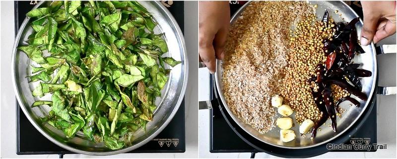 How-to-make-Narthangai-Leaves-Powder-5