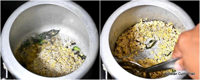 how-to-make-kuthiraivali-pongal-4