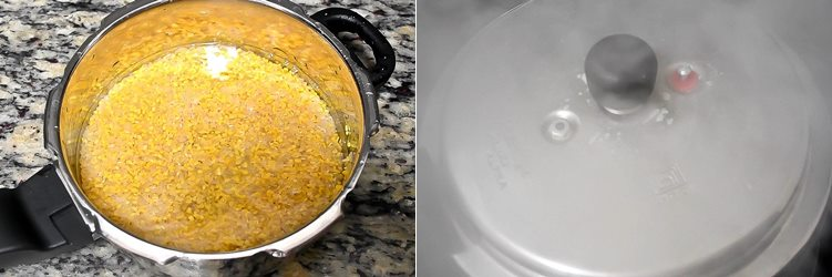 how-to-make-sakkarai-pongal-2